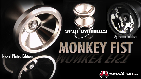 Monkey Fist YoYoExpert