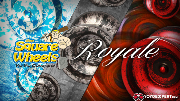 Square wheels Royale