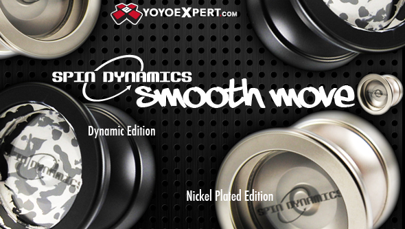 NEW Special Edition Smooth Move and Monkey Fist! @SpinDynamicsInc