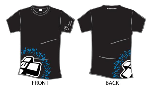 SuperNova x YoYoExpert T-Shirt Collaboration @TylerSeverance @YoYoFactory
