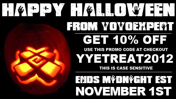 Happy Halloween YoYoExpert