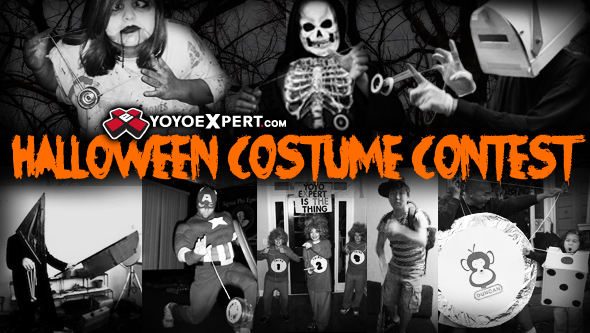 Happy Halloween – YoYoExpert Costume Contest