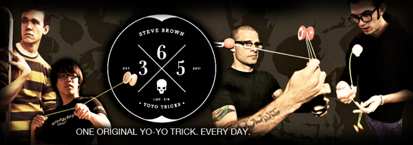 Keep up with @365YoYoTricks on YoYoExpert!