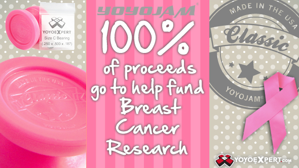 YYJ Classic for Breast Cancer Awareness! @YoYoJam