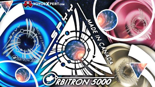 SPYY Orbitron 5000