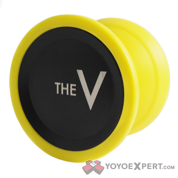 THE V – All new Delrin High End Japanese Yo-Yo! @sOMEThING_by