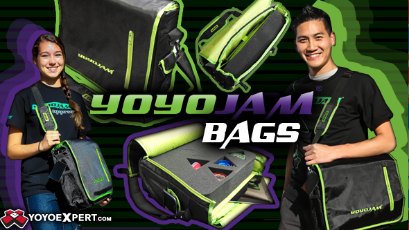 New @YoYoJam Bag – Carry Yo-Yo Gear in Style!