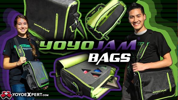 New @YoYoJam Bag – Carry Yo-Yo Gear in Style!