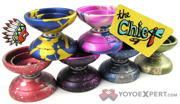 NEW CLYW Chief Restock! @CLYW_Canada