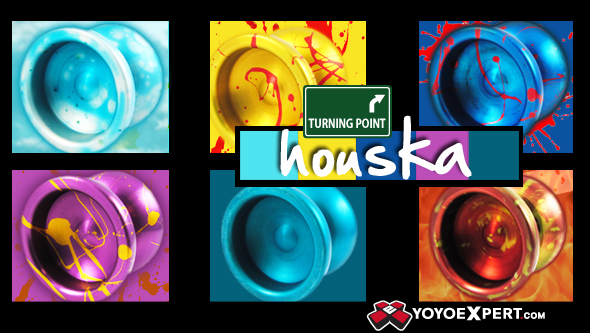 New Release || Turning Point PROMINENCE and HOUSKA ||