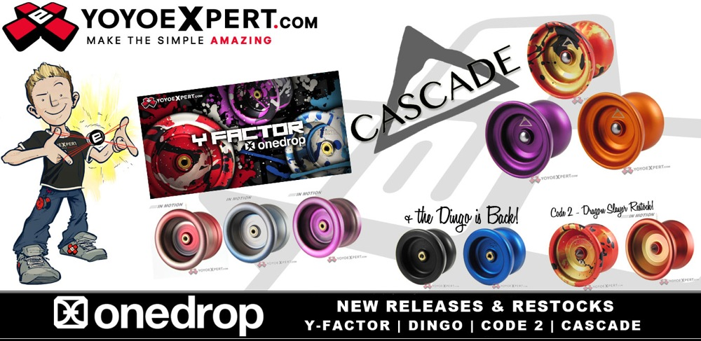 || BIG RESTOCK & SOME ONE DROP 'CLASSICS' || @OneDropDesign