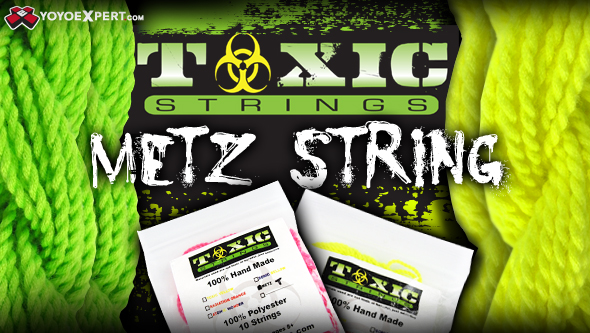 New Toxic String Releases – SNAKES and METZ @ToxicStrings