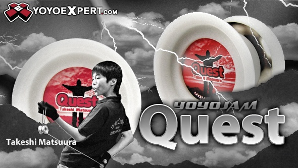NEW RELEASE || QUEST & the new LATERAL Caps! || by @YoYoJam