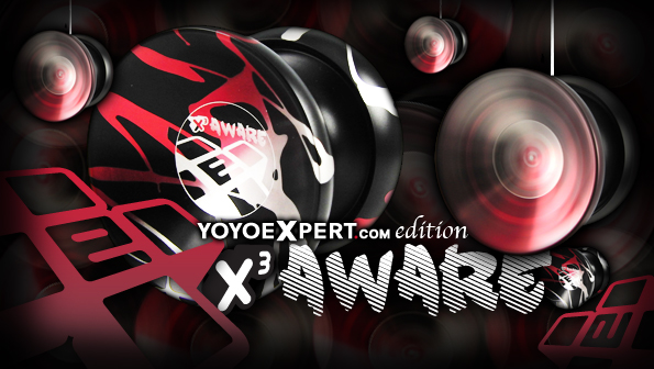 XCube YoYos TEH YO and YoYoExpert Edition AWARE!!!