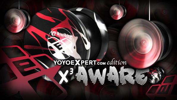 XCube YoYos TEH YO and YoYoExpert Edition AWARE!!!