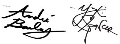 Andre Yuuki Sign