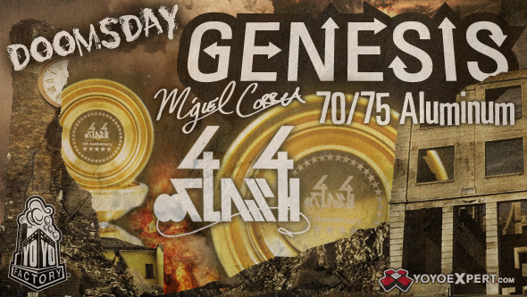 YYF DOOMSDAY Genesis || @YoYoFactory