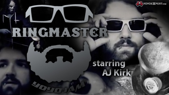 New Release || YYJ RINGMASTER Signature of AJ KIRK || @YoYoJam @YYJAJ