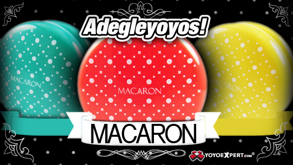NEW RELEASE | The MACARON by AdegleYoYos | @AdegleYoyoTW