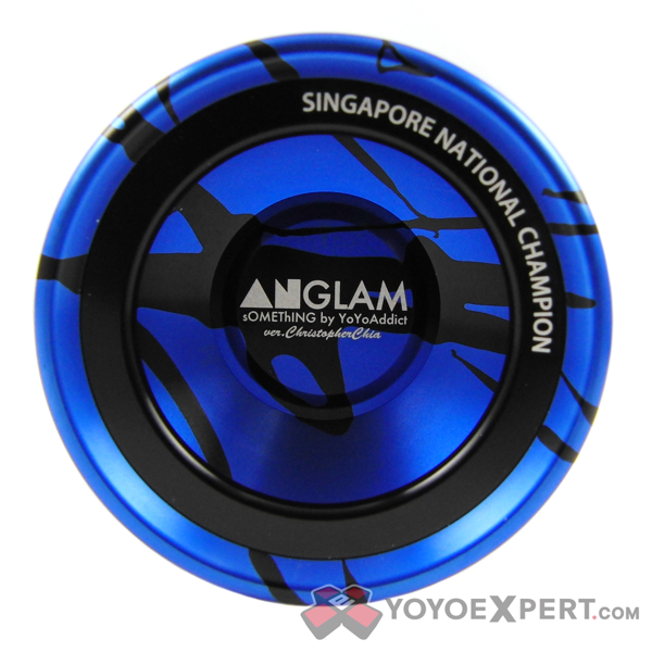 ANGLAM CC || Christopher Chia Signature Yo-Yo || @sOMEThING_by