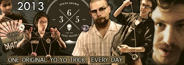 2013 365 YoYo Tricks