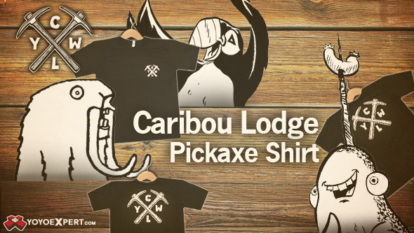 CLYW Black Pick Axe T-Shirts Now Available || @CLYW_Canada