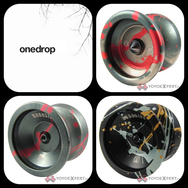 One Drop Burnside and 54 Restock || @OneDropDesign