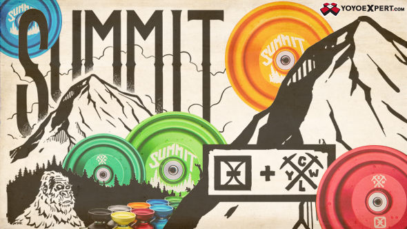 SUMMIT || Midnight Release April 5th || @CLYW_Canada @OneDropDesign @YoYoNews