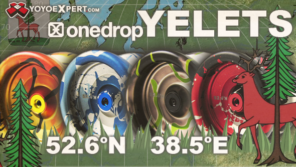 OneDrop YELETS Released at YoYoExpert