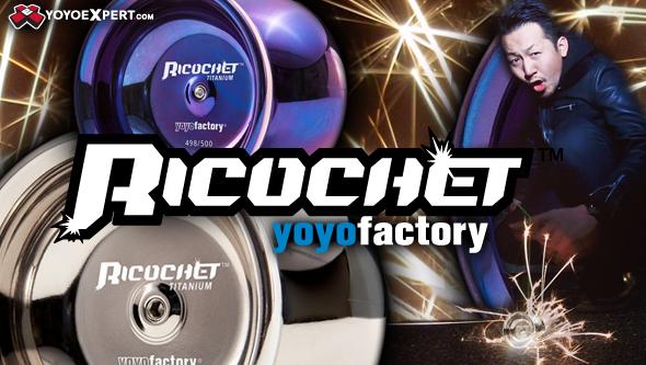 YoYoFactory Ricochet