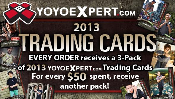 2013 YoYoExpert Trading Cards