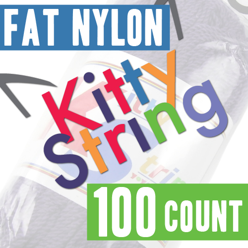 New Kitty String | FAT NYLON | Now Available @HiroKittyKoba