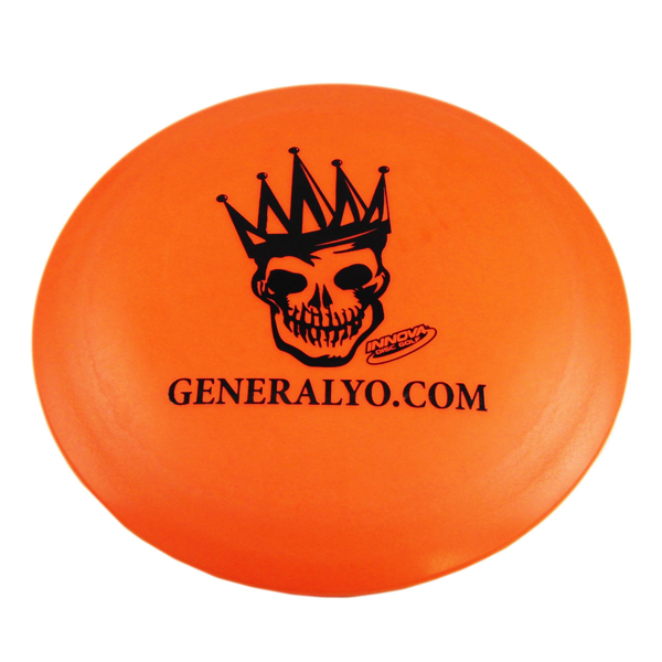 General-Yo Frisbee Disc by Innova || @General_Yo