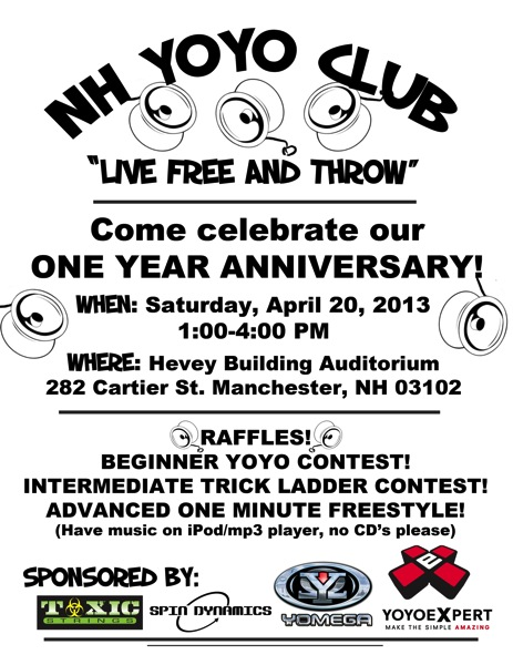 NH YOYO CLUB