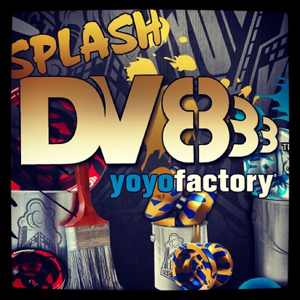 YoYoFactory SPLASH Dv888 Return!