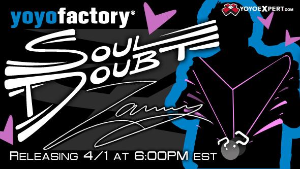 TICK TOCK | SOUL DOUBT | 6:00 PM EST | BE HERE | @YoYoFactory @ZammyIckler