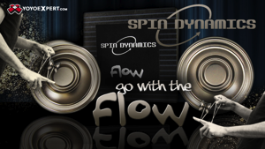 Review the new FLOW | GET $15 Gift Certificate AND a T-Shirt | @SpinDynamicsInc
