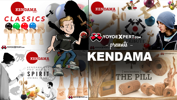 YoYoExpert Presents KENDAMA! || @KendamaUSA