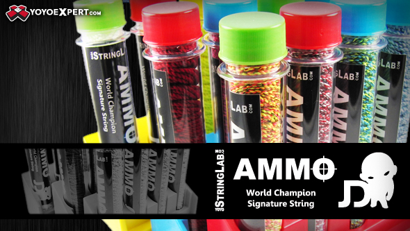 YoYoStringLab Presents AMMO | New Formula of String in Genius Packaging | @YoYoStringLab