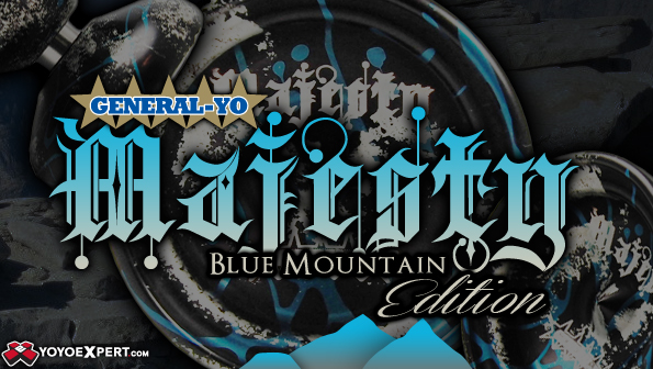 Blue Mountain Majesty YoYo