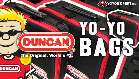 Duncan Yo-Yo Bags | New Release | @DuncanToys