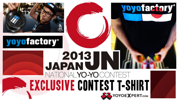 Japan Nationals Exclusives from @YoYoFactory