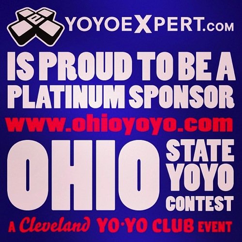 Ohio State Yo-Yo Contest | July 27th | YoYoExpert Platinum Sponsor!