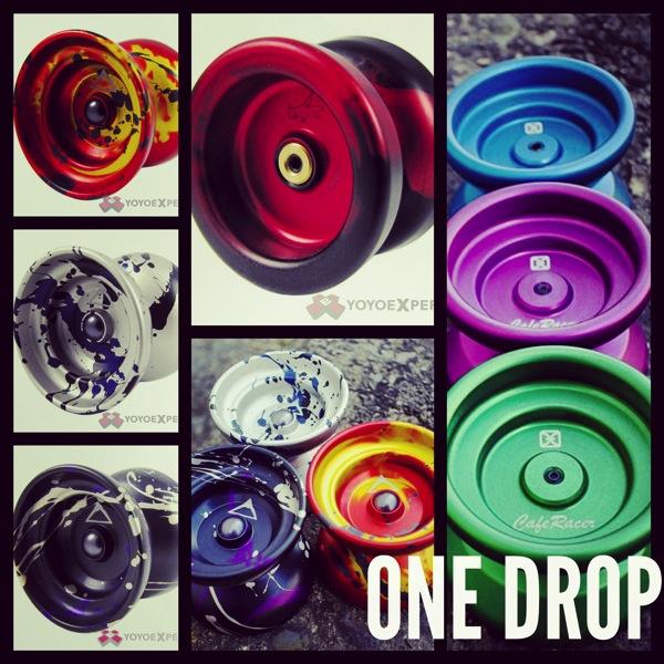 OneDrop Restock | Cascade, Dingo, Cafe Racer | @OneDropDesign
