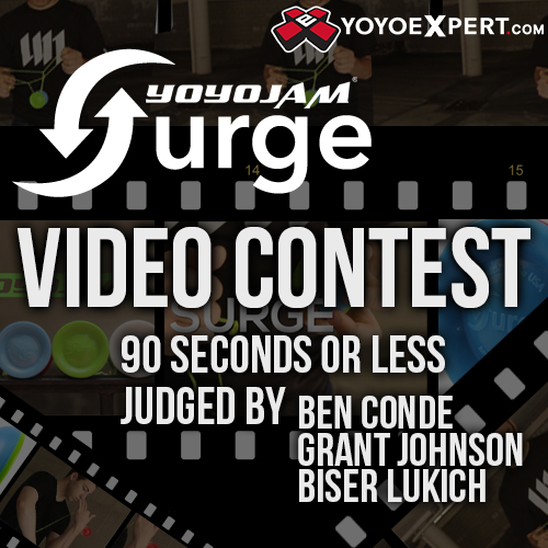 Surge Video Contest YoYoExpert YoYoJam