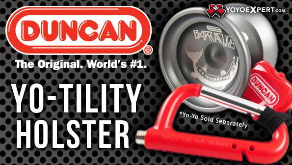 Duncan Yo-tility Holster | New Release | @DuncanToys