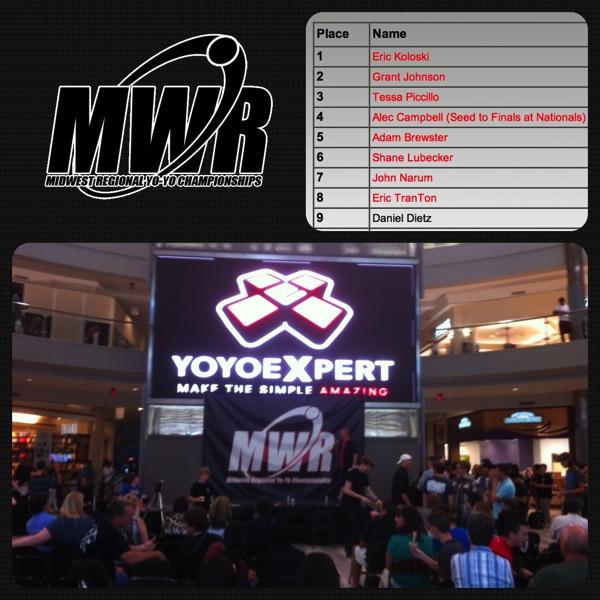 2013 Midwest Regional YoYo Results!