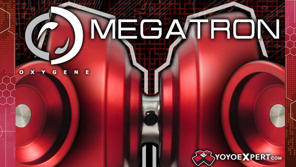 OXYGENE PRESENTS THE MEGATRON