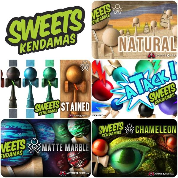 Sweets Kendamas YoYoExpert