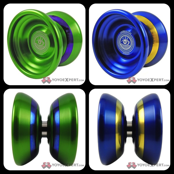 YYJ H3X | RESTOCK | Blue and Green | @YoYoJam
